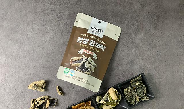 [주전부리] 오희숙 김부각 30g