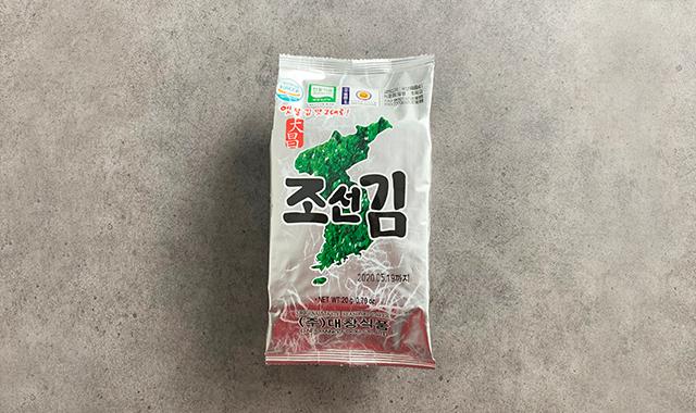 [주전부리] 조선김 20g