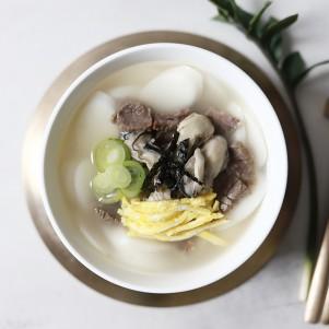 [명절]한우굴떡국 800g