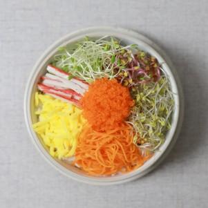 새싹비빔밥세트 210g